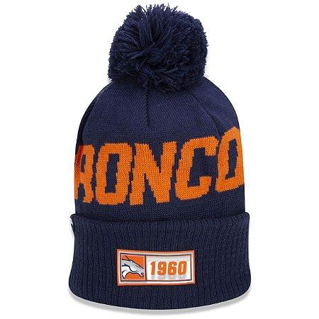 Gorro Denver Broncos Sideline Home NFL100 - New Era
