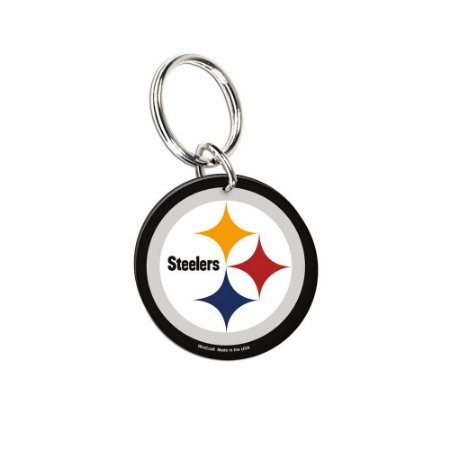 Chaveiro Premium Acrílico Pittsburgh Steelers NFL