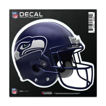 Adesivo All Surface Capacete NFL Seattle Seahawks