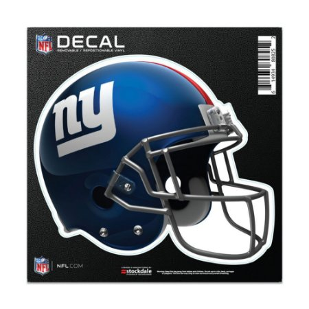 Adesivo All Surface Capacete NFL New York Giants