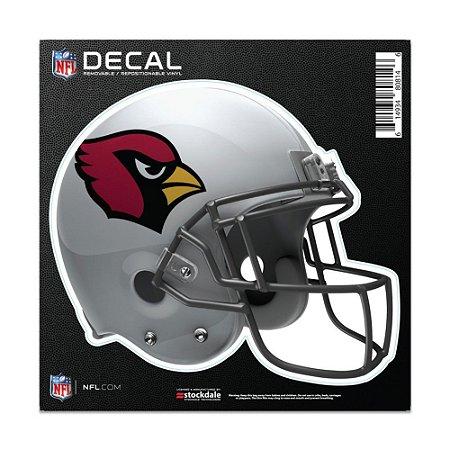 Adesivo All Surface Capacete NFL Arizona Cardinals