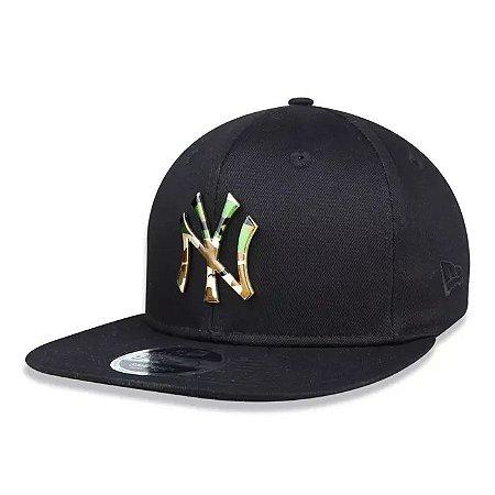 Boné New York Yankees 950 Camo Metal Logo - New Era