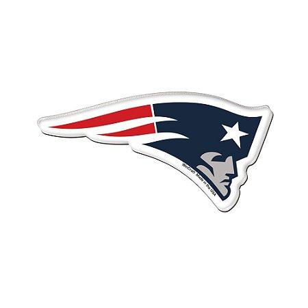 Imã Magnético Acrílico New England Patriots NFL