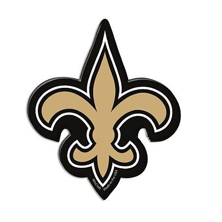 Imã Magnético Acrílico New Orleans Saints NFL