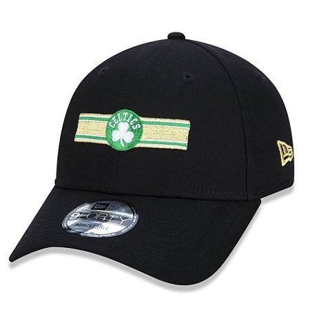 Boné Boston Celtics 940 Essential Stripe - New Era