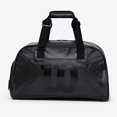 Bolsa Wilson Duffel Bag Pequena Preto