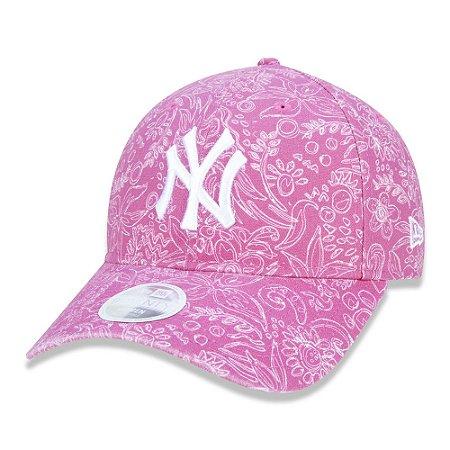 Boné New York Yankees 920 Perfect Print Woman - New Era