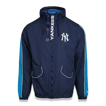 Jaqueta Quebra vento New York Yankees Under Dance Piping - New Era