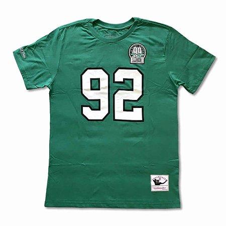 Camiseta NFL Philadelphia Eagles Player 92 Reggie White M&N