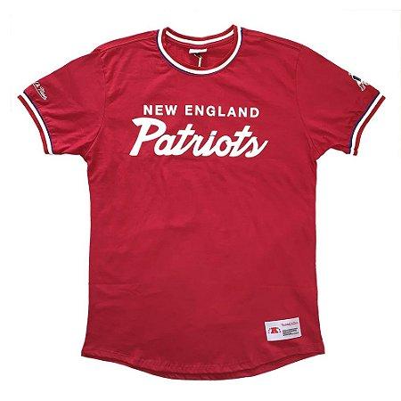 Camiseta NFL New England Patriots Especial Vermelho - M&N