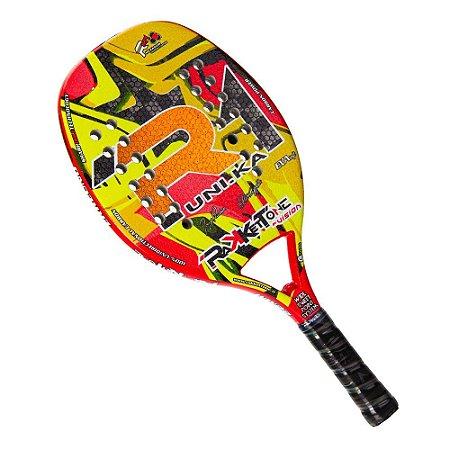 Raquete Beach Tennis Rakkettone R1 Uni.Ka 2020