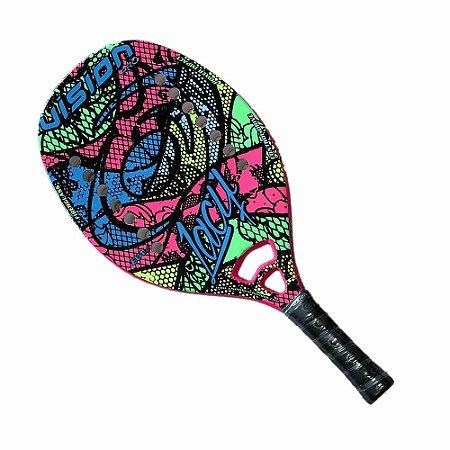 Raquete Beach Tennis Vision Lacy 2020