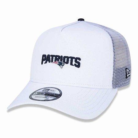 Boné New England Patriots 940 Basic Lettering - New Era