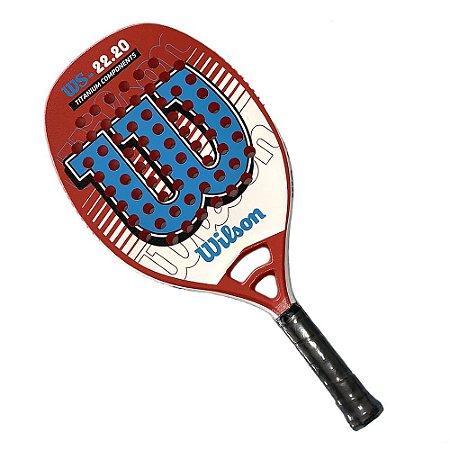 Raquete de Beach Tennis Wilson WS 22.20