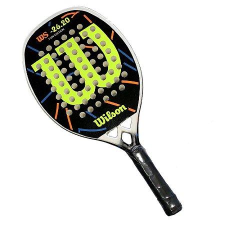 Raquete de Beach Tennis Wilson WS 26.20