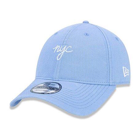 Boné 920 Cities Mini Pastel NYC Azul - New Era