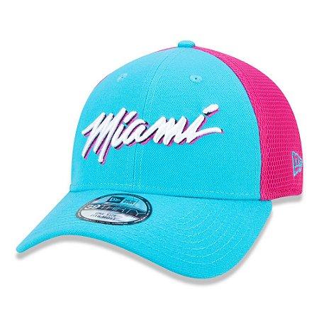 Boné Miami Heat 3930 CS19 Alt - New Era