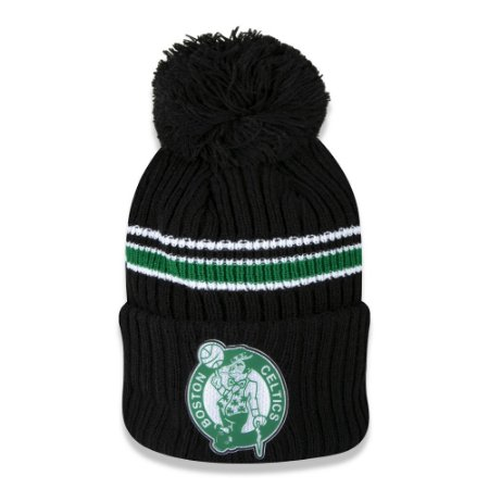 Gorro Boston Celtics Black Hawk NBA - New Era