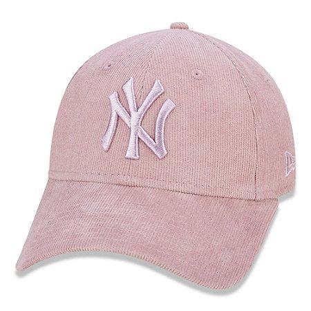 Boné New York Yankees 940 Woman Pastel Cord - New Era