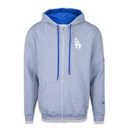 Casaco Moletom Los Angeles Dodgers Under Dance - New Era