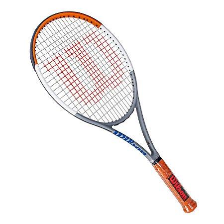 Raquete de Tenis Wilson Blade 98 16x19 V7 Roland Garros