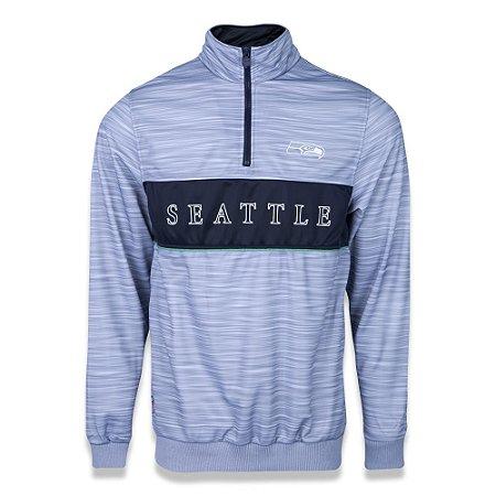 Jaqueta Agasalho Seattle Seahawks Sport Track - New Era