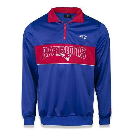 Jaqueta Agasalho New England Patriots Sport Track - New Era