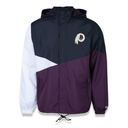 Jaqueta Quebra Vento Washington Redskins Under Dance Cut - New Era
