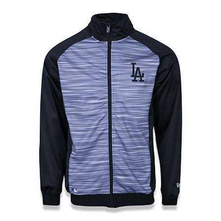 Jaqueta Agasalho Los Angeles Dodgers Track Sport - New Era