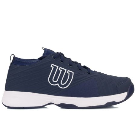 Tenis Wilson Pro Open Masculino Azul / Branco