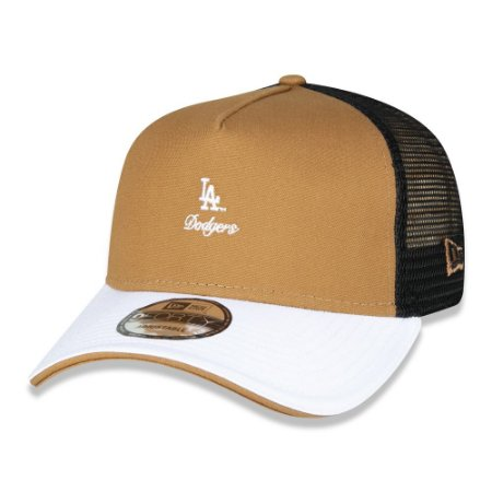 Boné Los Angeles Dodgers 940 Logo Lettering - New Era