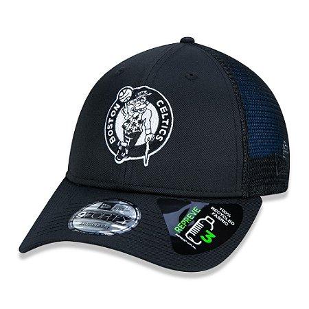 Boné Boston Celtics 940 Trucker Recycle - New Era