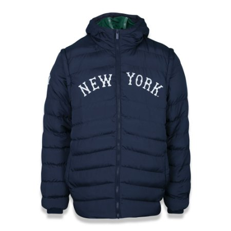 Jaqueta / Colete Bomber New York Yankees Heritage Wordmark - New Era