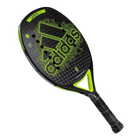 Raquete Beach Tennis Carbon 2.0 Verde - Adidas