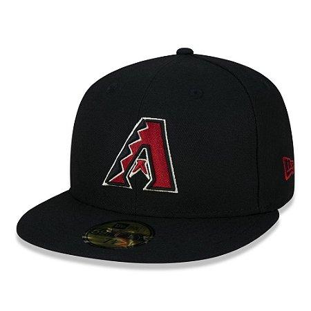 Boné New Era Arizona Diamondbacks 5950 Game Cap Fechado