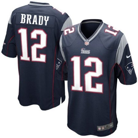89d7493ae Camisa New England Patriots Tom Brady 12 Game - FIRST DOWN ...