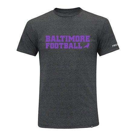 Camiseta Baltimore Football Futebol Americano - First Down