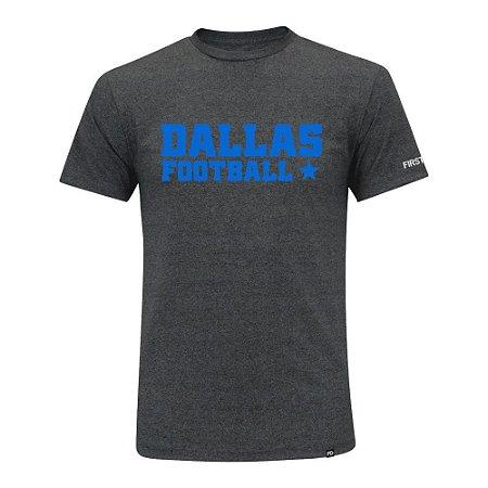 Camiseta Dallas Football Futebol Americano - First Down