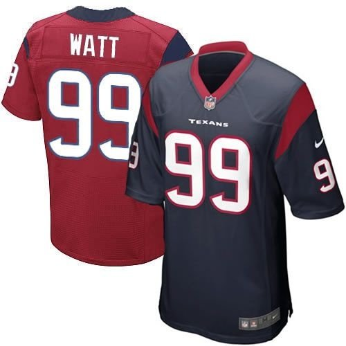 Camisa Houston Texans JJ WATT #99 Game