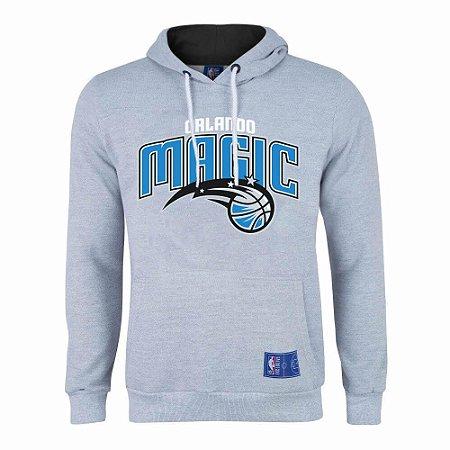 Casaco Moletom Orlando Magic Canguru Logo - NBA