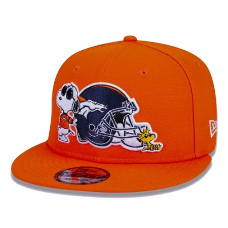 Boné Denver Broncos 950 Peanuts Snoopy - New Era