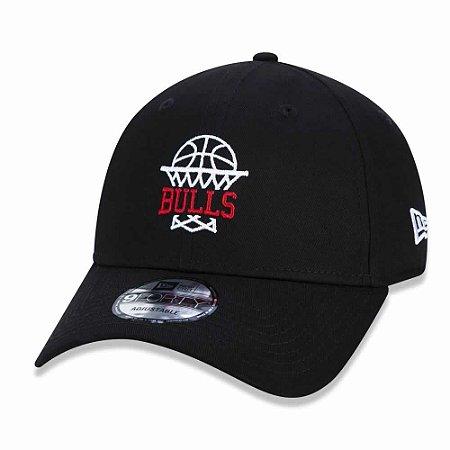 Boné Chicago Bulls 940 Essentials Cesta - New Era