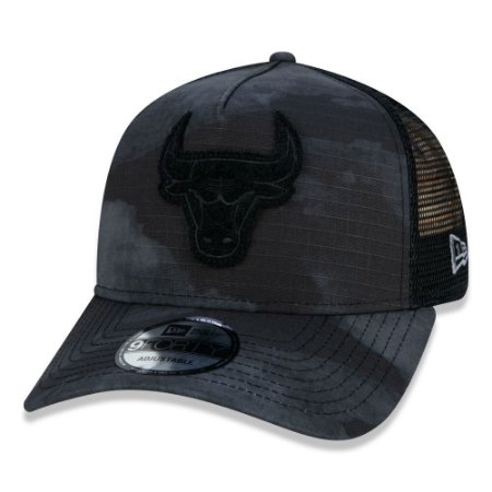 Boné Chicago Bulls 940 Truck Camo A8 - New Era