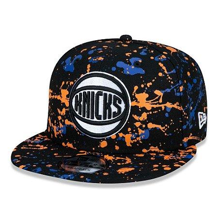 Boné New York Knicks 950 Paint Splatter - New Era