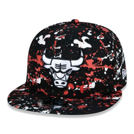 Boné Chicago Bulls 950 Paint Splatter - New Era