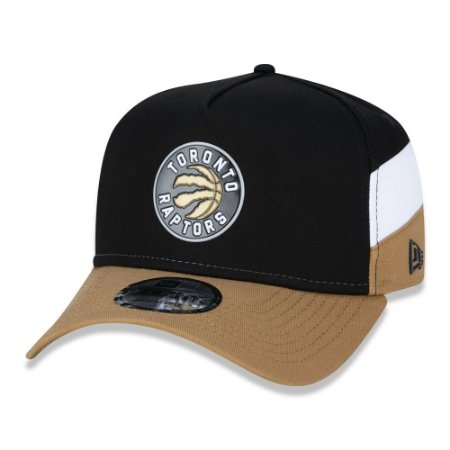 Boné Toronto Raptors 940 A-Frame Side Cut - New Era