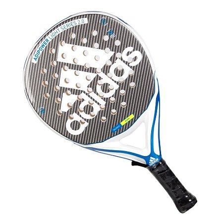 Raquete de Padel Adidas Adipower Light 2.0 Series Azul/Cinza
