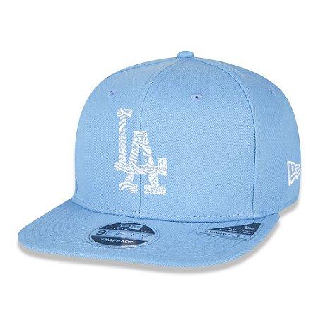 Boné New Era 950 Los Angeles Dodgers Fresh Animal Aba Reta