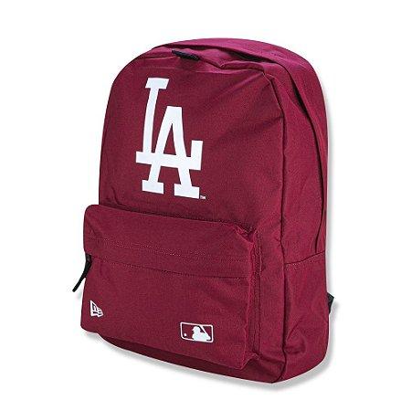 Mochila New Era Los Angeles Dodgers Stadium Pack MLB