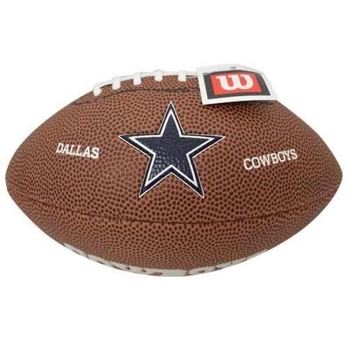 Bola Futebol Americano Dallas Cowboys - NFL Wilson